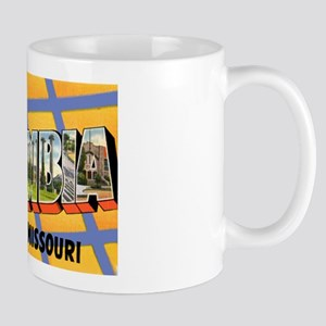 Columbia Missouri Greetings Mug
